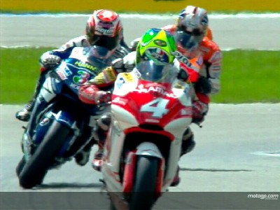 Stoner in charge on day one at Assen