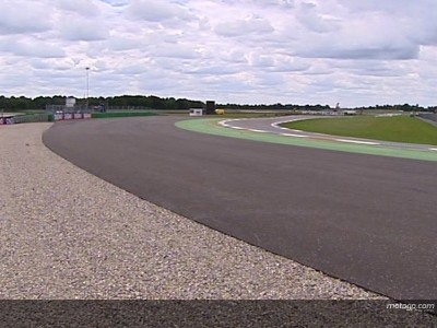 Assen improves run-off areas for 2007