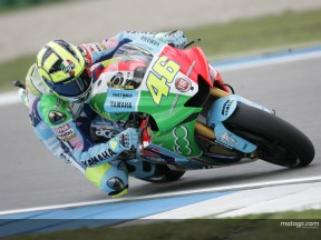 Rossi reflects on practice sessions after Thursday activity