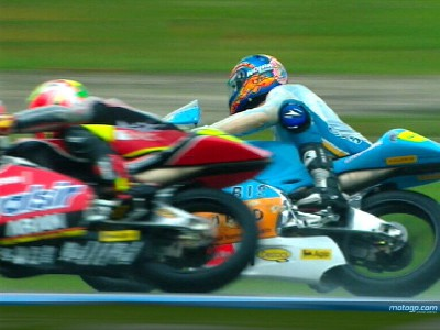 Pasini remains on pole as rain arrives at Assen