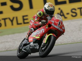 Comments from the Assen 250cc podium