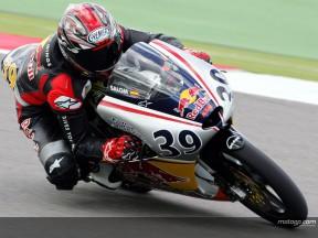Salom gana la carrera de Assen de la Red Bull MotoGP Rookies Cup