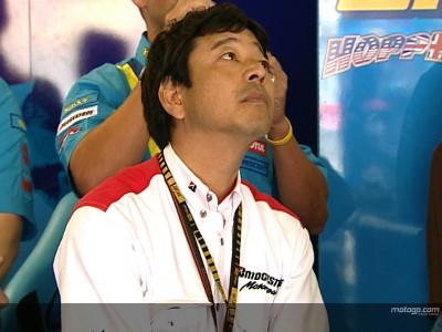 Hiroshi Yamada em foco