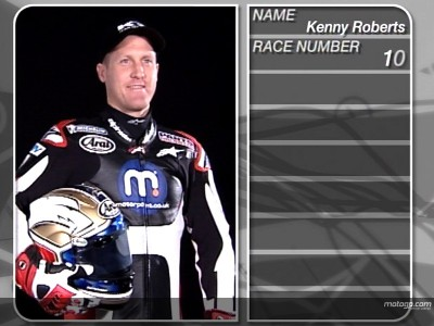 Team Roberts' KR212V