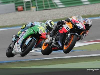 Michelins Assen triumphs delight Weber