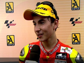 Lorenzo laughs off talk of nerves