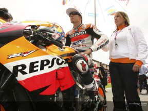 Hayden and Pedrosa differ in opinion on Sachsenring circuit