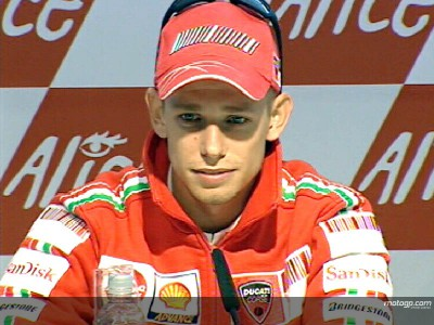 Riders speak at Sachsenring press conference