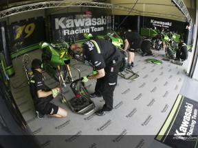 Kawasaki three rider team decision expected around Brno