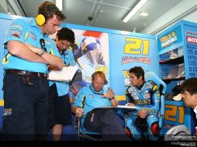 Denning sets out Suzuki wild card strategy
