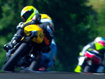 Talmacsi assina terceira pole do ano nas 125cc