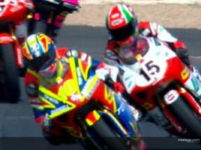 Kallio se apunta la pole position y Lorenzo se atasca