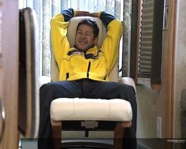 At home with Makoto Tamada