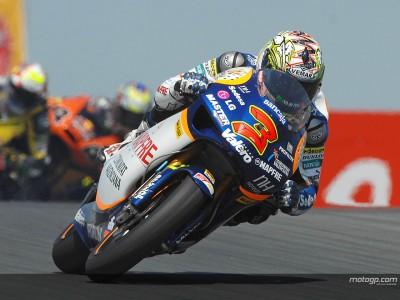 A.デアンジェリス、KTM勢の前に初優勝逃す