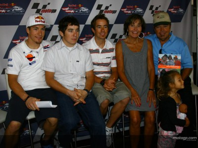 Family, friends and fans backing Hayden for victory