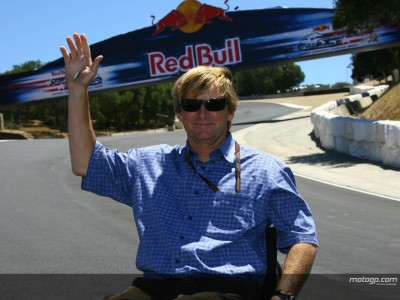 Laguna Seca honra al legendario Rainey