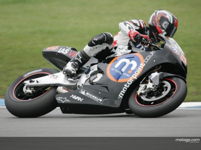 Team Roberts keep Kurtis onboard for Laguna Seca