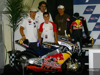 Red Bull AMA U.S. Rookies Cup launched for 2008