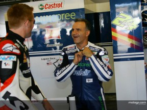 Duhamel happy with maiden 800cc outing