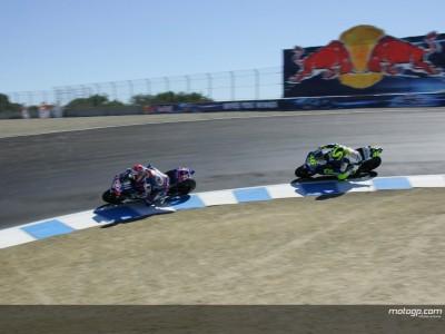 MotoGP stars assess modified Laguna surface