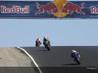 Red Bull renueva su apoyo a MotoGP en Estados Unidos