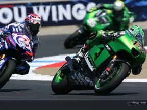 Kawasaki's triple top ten delight