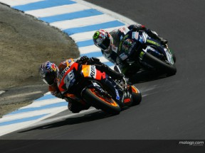 Pedrosa unable to compete due to grip issues