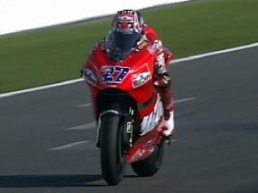 MotoGP 2007: Die bisherigen Schlüsselmomente