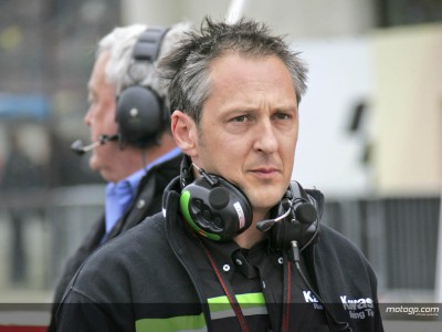 Les pros du MotoGP : Michael Bartholemy, responsable compétition Kawasaki