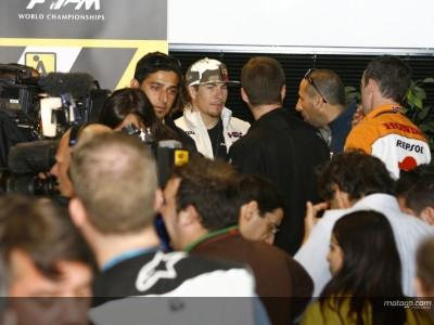 Les pros du MotoGP : Steve Westlake, attaché de presse Repsol Honda