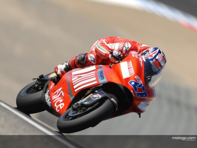 Ducati go for youth with 2008 project