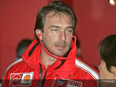 Working in MotoGP: Ducati MotoGP Project Manager Livio Suppo