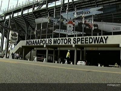 Empiezan las obras en Indianápolis ante la llegada de MotoGP