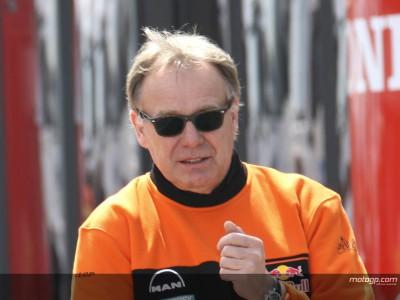 O factor ex-piloto: Harald Bartol