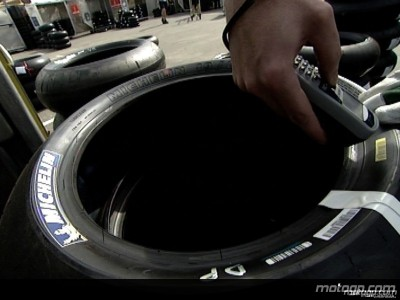 Lack of testing time problematic for Michelin