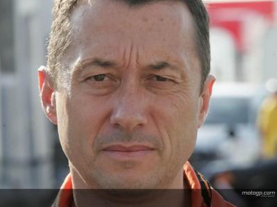 The ex-rider factor: Loris Reggiani