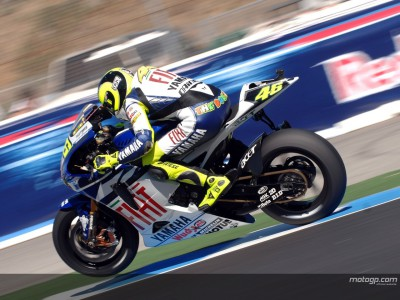 Rossi draws hope from 2006 comeback