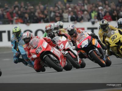 MotoGP Rennziffern vor Brünn
