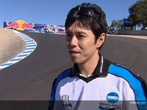Nakano and new parts hold key to Konica Minolta Hondas MotoGP future