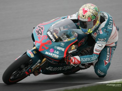 Talmacsi on early pace at Brno