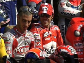 Capirossis Ducati endeavours acknowledged