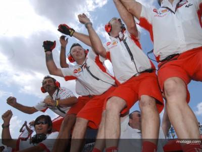 Ducati enjoy Czech success