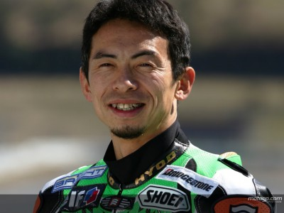 Yanagawa to join de Puniet and West at Motegi