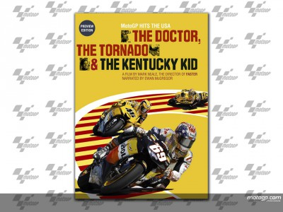 Latest pressing of MotoGP films available in six languages
