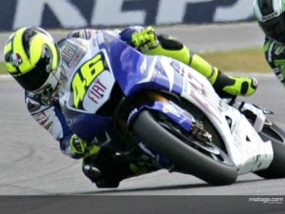 Rossi quiere remontar la situación arropado por sus fans