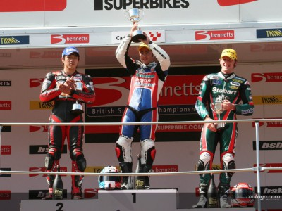 Haslam and Rea share BSB honours at Cadwell Park