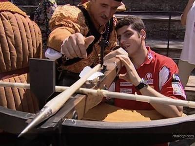 MotoGP se inmersa en las tradiciones de San Marino