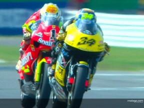 O espectáculo das 250cc em São Marino