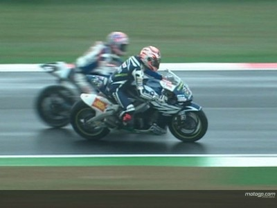 Fim-de-semana de MotoGP começa com chuva em Misano