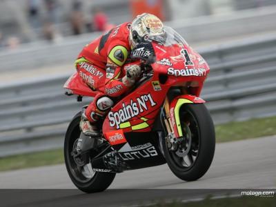 Lorenzo resumes 250cc stronghold
